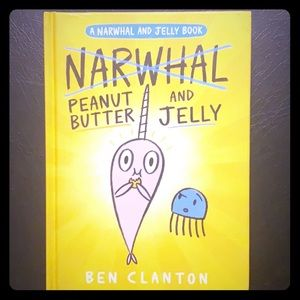 🔥20% off 2+ items Narwhal and Jelly book